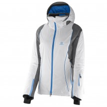 Salomon - Women's Whitemount Mix GTX Motion Fit Jacket