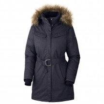 Columbia - Women's Alpine Escape Long Down Jacket - Mantel