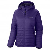 Columbia - Women's Go To Hooded Jacket - Tekokuitutakki