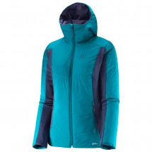 Salomon - Women's Drifter Mid Hoodie - Synthetic jacket