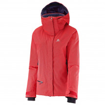 Salomon - Women's QST Snow Jacket - Skijack