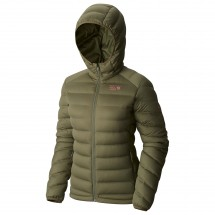 Mountain Hardwear - Women's Stretchdown Hooded Jacket
