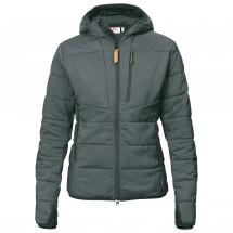 Fjällräven - Women's Keb Padded Hoodie - Synthetic jacket