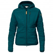 Fjällräven - Women's Keb Padded Hoodie - Synthetic jacket