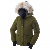 Canada Goose - Ladies Chilliwack Bomber - Daunenjacke