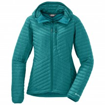 Outdoor Research - Women's Verismo Hooded Down Jacket - Down jacket