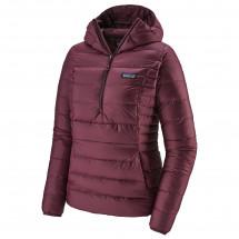Patagonia - Women's Down Sweater Hoody P/O - Förstärkningsplagg dun