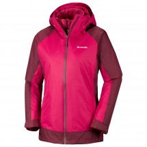 Columbia - Women's On The Trail Interchange Jacket - Kaksiosainen takki
