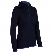 Icebreaker - Women's RealFleece 320 Igloo Hood - Wool jacket