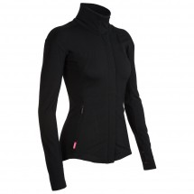 Icebreaker - Women's City Collection Lotus Zip Thru