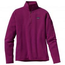 Patagonia - Women's Better Sweater 1/4-Zip - Fleecepullover