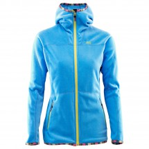 Elevenate - Women's Arbi Hood - Fleecejack