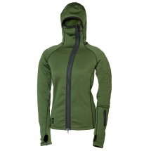 66 North - Women's Vik Hooded Wind Pro Jacket - Fleecetakki