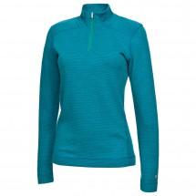 Smartwool - Women's Midweight Pattern Zip T - Longsleeve