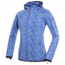 Wild Roses - Women's Sepik Hooded Jacket - Fleecejacke