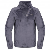 The North Face - Women's Mossbud Snap Neck - Fleecepullover