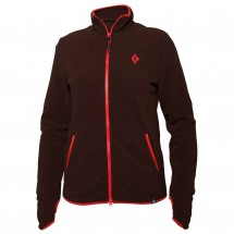 Black Diamond - Women's Boulder Jacket - Fleecetakki