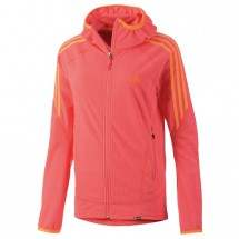 Adidas - Women's TS Cocona Fleece Hoody - Fleece jacket