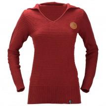 La Sportiva - Women's Bleau Hoody - Merino trui