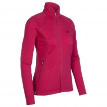 Icebreaker - Women's Cascade LS Zip - Wool jacket