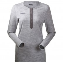 Bergans - Henley Wool Lady Shirt - Merino jumpers