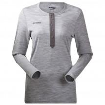 Bergans - Henley Wool Lady Shirt - Merino sweater