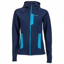 Marmot - Women's Stretch Fleece Hoody - Fleecetakki
