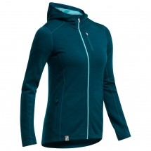 Icebreaker - Women's Cascade LS Zip Hood Stripe