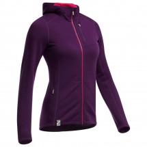 Icebreaker - Women's Cascade LS Zip Hood - Veste en laine