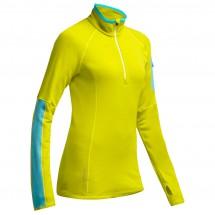 Icebreaker - Women's Atom LS Half Zip - Merino sweater