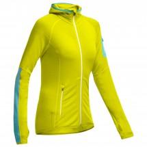 Icebreaker - Women's Atom LS Zip Hood - Wool jacket