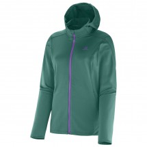 Salomon - Women's Discovery Hooded Midlayer - Fleecetakki