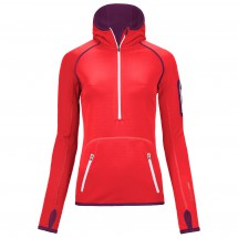Ortovox - Women's Fleece Zip Neck Hoody - Pull-over polaire