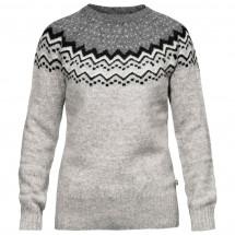 Fjällräven - Women's Övik Knit Sweater - Merino sweater