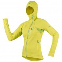 R'adys - Women's R7W Stretchfleece Hooded Jkt - Fleecejacke