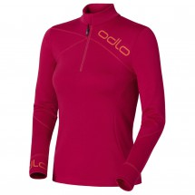 Odlo - Women's Midlayer 1/2 Zip Montana - Pull-over polaire