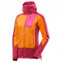 Haglöfs - Women's Triton Pro Hood - Fleece jacket