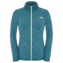 The North Face - Women's Mezzaluna Full Zip - Veste polaire