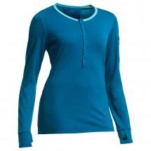 Icebreaker - Women's Terra LS Henley - Merino sweater