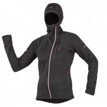 R'adys - Women's R7W Stretchfleece Hooded Jacket BL