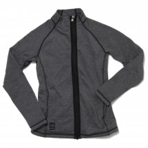 66 North - Women's Vik Heather Jacket - Fleecetakki