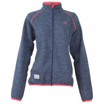 2117 of Sweden - Women's Knitted Fleece Jacket Torup