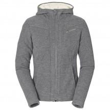 Vaude - Women's Tinshan Hoody Jacket - Wool jacket