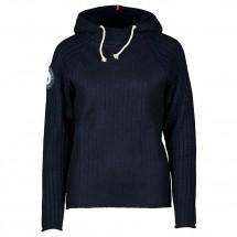 Amundsen - Women's Boiled Hoodie Ribbed - Merino jumpers