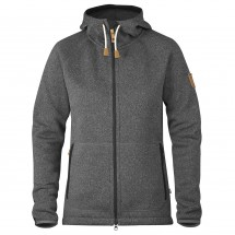 Fjällräven - Women's Övik Reinforced Hoodie - Fleece jacket
