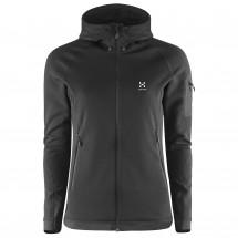 Haglöfs - Women's Bungy III Hood - Fleece jacket