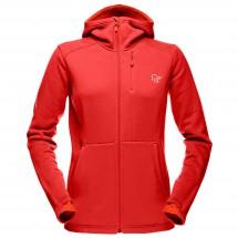 Norrøna - Women's Narvik Warm2 Stretch Zip Hood - Fleecejack