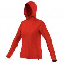 Adidas - Women's Climaheat Fleece Hoody - Fleece jacket