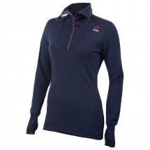 Aclima - Women's DW Polo Zip - Pull-over en laine mérinos