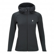 Peak Performance - Women's Waitara Zip Hood - Fleecejack